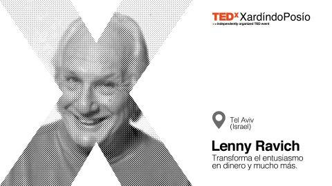TEDxXardindoPosio_speaker_LennyRavich